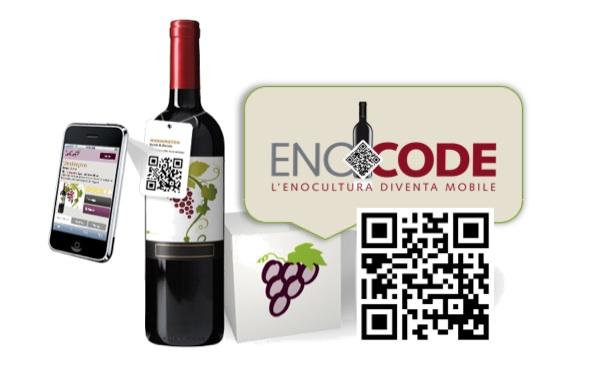 QR Code vino, Eno Code